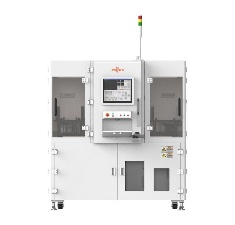 RF laser marking system