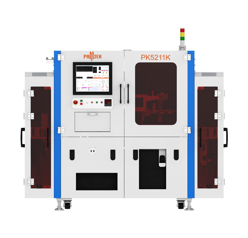 Package laser marking system