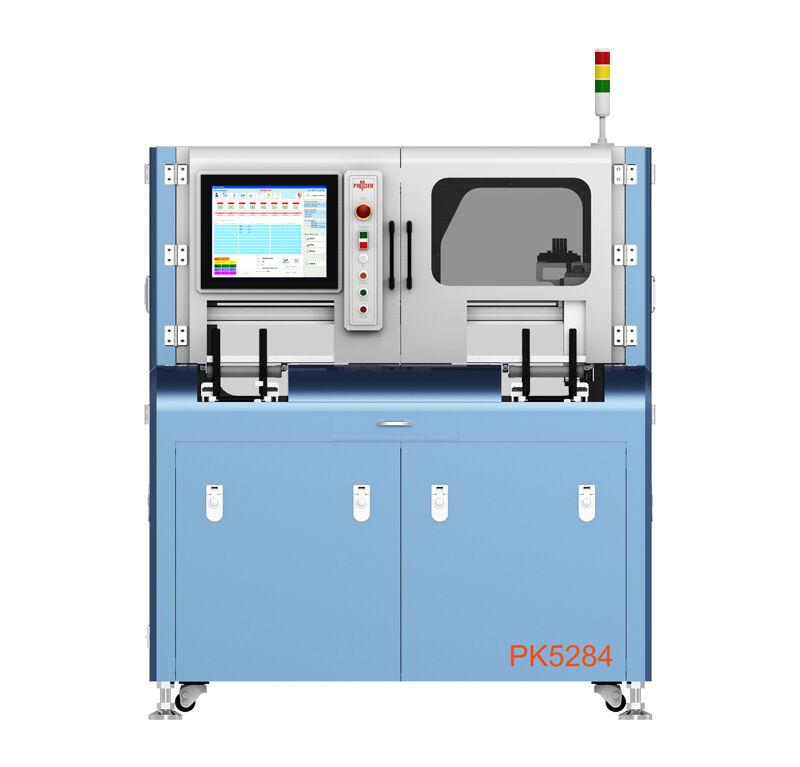RF module test handler